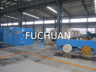 China Smaller Size Wire Bunching Machine For BVR And RVV Alloy Aluminium Wires supplier