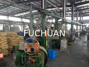 China High Speed wire stranding machine Line For Automobile PVC / PP / PE Wire supplier