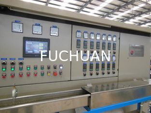 China PVC ,SR - PVC Plastic Extrusion Machinery Insulating Wire Extruder Line supplier