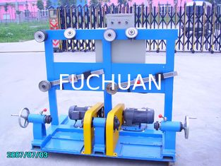 China FC-500 Double Twist Bunching Machine , 0.15mm -1.04mm Copper Wire Active Pay Off Machine supplier