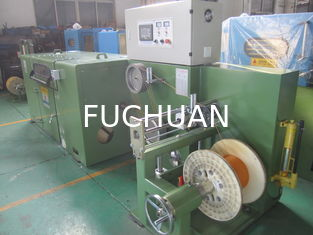 China High Speed Tinned Wire Twisting Machine For Alloy Wires 0.03mm-0.18mm supplier