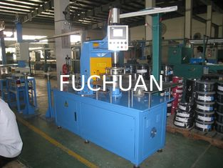 China 500M / Min Double Twist Bunching Machine , Automatic Cable Coiling Machine supplier