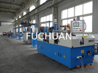 China Copper Wire Double Twist Bunching Machine With Big Shaft 630/500/800/1600mm supplier