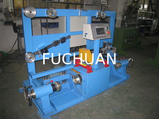 China 185mm - 300mm Double Twist Buncher Core Wire Rewinding Machine supplier