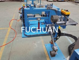 China ISO Double Twist Bunching Machine 1600mm Copper Active Wire Pay Off Machine supplier