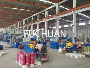 China DC 3 phase Annealing Type PVC Extrusion Machine Extrude BV Building Wire supplier