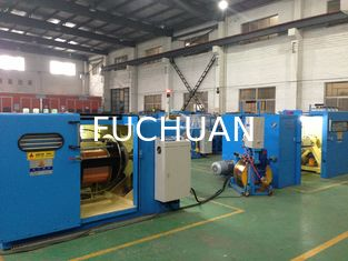 China Copper Wire Bunching Machine With Electromagnetic Brake 0.41 / 0.52 / 0.64mm supplier