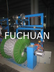 China Pay Off  Electrical Core Wire Bunching Machine Single Shaft Active Type supplier