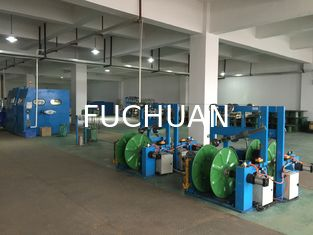 China High Productivity Enamelled Wire Bunching Machine 18.5Kw With Touch Screen Operation supplier