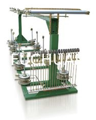 Permanent Magnetic Core Wire Twister Machine Multiple Active Pay Off For Buncher