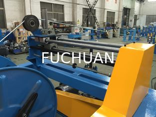 China User Friendly Cable Extrusion Machine / Plastic Cable Double Twister supplier