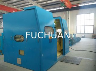 China Silver Jacketed Wire Buncher Machine / Enamelled Wire Twister Machine supplier