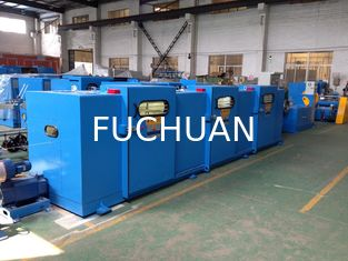 China Low Noise Wire Extruder Machine , Copper Wire Twisting Machine 630/800mm supplier