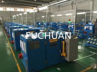 China 3.7kw Conductor Tinned Wire Buncher Machine 0.8mm - 10.8mm Pitch Area supplier