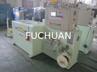 China 2500RPM Bare Copper Wire Twisting Machine 3.7Kw For High Frequency Data Cable supplier