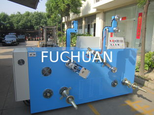 China Sky Blue Automobile Wire Rewinding Machine 600M / Min Motor Control supplier