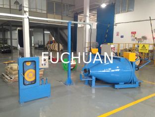 China Fully Automatic Wire Extruder Machine For Core Wire Production 1.5-6mm supplier