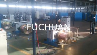 China Tinned Copper Wire Twisting Machine 5.5Kw For Medical Equipment / Aerosapce supplier