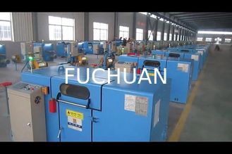 China Automatic Normal Copper Wire Twist Machine With Single Diameter 0.08 To 0.45 supplier