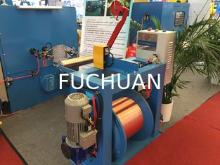 China Electrical Wire Buncher Machine , Belt Driven Cable Twisting Machine supplier