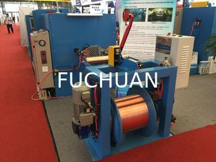 China Fuchuan FC-650C Normal Wire Twisting Machine with Stranding Section Area 0.3 to 4 mm2 supplier