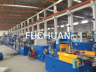 China Insulating and Sheating Cable Extrusion Machinery From Dia 0.6 ~ 25 supplier