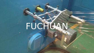 China 19 Pcs Nickel Wire Bunching Machine / Cable Twisting Machine 0.41 / 0.52 / 0.64 supplier