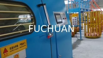 China Alumium / Copper Wire Buncher Machine supplier