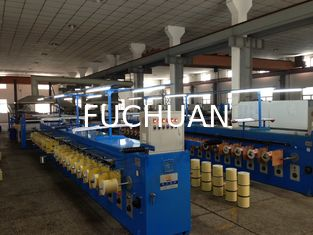 China Copper Wire Annealing Machine supplier