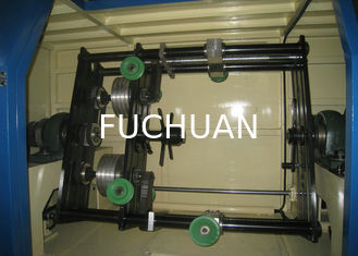 China NOISELESS Cable Laying Equipment / Single Twist Machine For PE / PVC Core Wire supplier