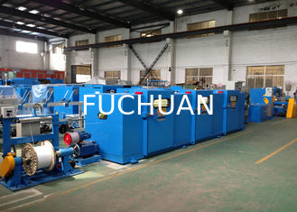 China Sky Blue wire twist machine With φ400 × φ25×276 Pay Off Bobbin supplier