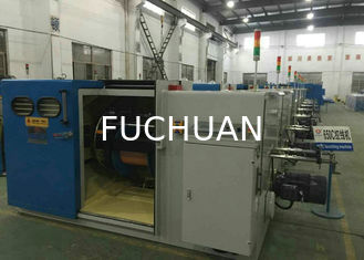 China 7pcs Nickel  Wire Twisting Machine / Bunching machine Diameter 630Mm Touch Screen Operation supplier