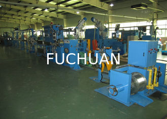 China Photovoltaic 50 Cable Extrusion Line Non - Halogen Flame Resistant supplier