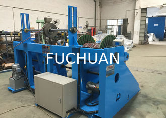 China Core Wire Extruder Machine Passive Type Pay Off 1600mm Take Up Bobbin supplier