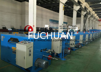 China Bare Copper Wire Bunching Machine / Twister 6000 Twist 0.5-2.5 Square mm supplier
