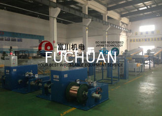 China Sky Blue 24Pcs Wire Annealing Machine For Single Wire Dia 0.04 - 0.127mm supplier