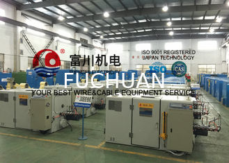 China Medical Instrument Ultra Fine Wire Cable Twisting Machine Area 0.0014 - 1.0mm2 supplier
