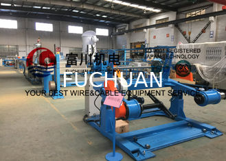 China Fuchuan Cable Annealing Machine For Computer Cable With Screw 90mm Max Speed 200m/min supplier