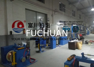 China Automatic Wire Extruder Machine For PVC PP PE SR-PVC Plastic Extrusion Machine supplier
