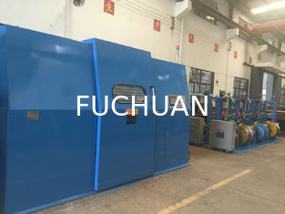 China High Productivity Enamelled Wire Bunching Machine 30Kw With Touch Screen Operation supplier