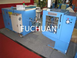China Compact Structure Copper Wire Bunching Machine 2000L × 960W × 1100H Easy To Operate supplier