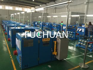 China High Speed Wire Twisting Machine For Medical Instrument Cable Bunching supplier