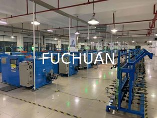 China Eco Friendly Wire Stranding Machine / Latest Structure Wire Twister Machine supplier