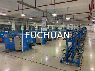 China Electrical Control Copper Wire Bunching Machine Touch Screen Interface Operation supplier