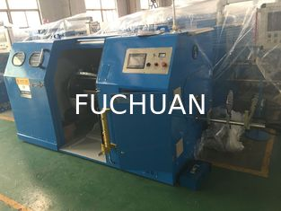 China Fast Pvc Extrusion Machine , Eco Friendly Double Twist Bunching Machine supplier