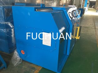 China Constant Tension Wire Extruder Machine With Synchronous Belt Drive supplier