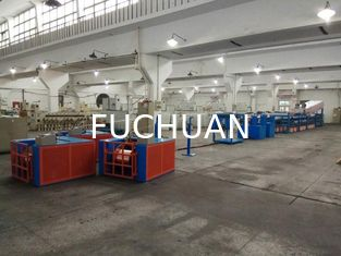 China Integral Type Wire Annealing Machine Easy For Workers To Operate 43KW supplier