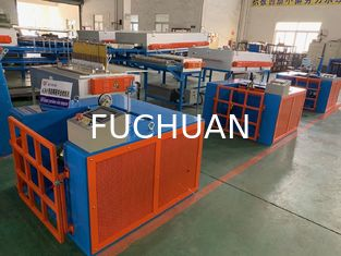 China High Speed Copper Wire Annealing Machine Heat Preservation Effect supplier