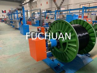 China Serial insulating Wire Extruder Machine Diameter 500 Pay Off Bobbin supplier
