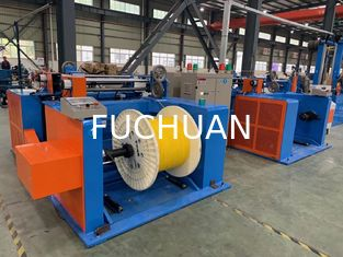 China Industrial Copper Wire Twisting Machine , Copper Busbar Punching Machine supplier